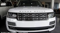 Land Rover Range Rover Black Edition 2016 màu trắng