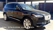 Volvo XC90 T6 Inscription 2016 màu đen
