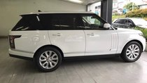 LandRover Range Rover hse 3.0 2016 màu trắng, xe mới