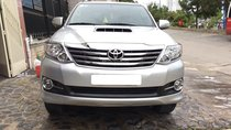 Bán xe Toyota Fortuner 2.5G 2015