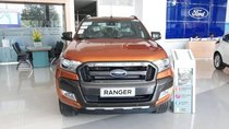 Bán Ford Ranger Wildtrak 3.2 AT đời 2017