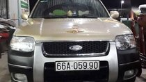 Bán Ford Escape AT đời 2004, 350tr