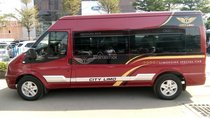 Bán xe Ford Transit Limousine 10 chỗ hạng sang City Limo Massage 2017
