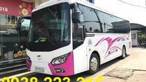 Giá xe 29 - 34 chỗ TB85 Thaco Town Deluxe mới 2018