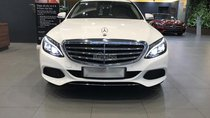 Mercedes Benz C250 trắng 2018 - giao ngay