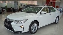 Camry trắng ngọc trai - Giao xe ngay - lh: 0912527079