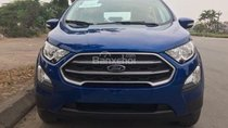 Ford Ecosport 2018 new, hỗ trợ vay 85%, LS 0.6%, LH: 090909.9106