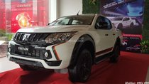 Bán Mitsubishi Triton Athlete 4x2 AT 2018