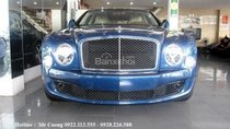 Bán Bentley Mulsanne Speed đời 2016