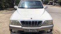 Bán Musso Ssangyong sản xuất năm 2004