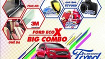 Bán xe Ford EcoSport Titanium, Trend & Ambiente 1.5L AT 2018, giá cạnh tranh, xe giao ngay, LH ngay: 091.888.9278