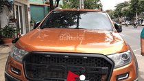 Bán Ford Ranger Wildtrack 2015