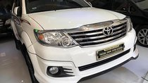Bán Toyota Fortuner 2.7V 4x2 AT sản xuất 2016
