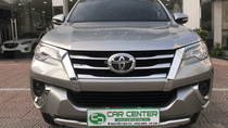 Bán Fortuner 4x2 AT 2017