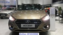 All New Hyundai Accent 2018, 165tr giao xe ngay - LH: 0918439988