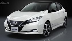 Nissan Leaf 2.Zero Launch Edition giới hạn 1.500 chiếc tại Anh