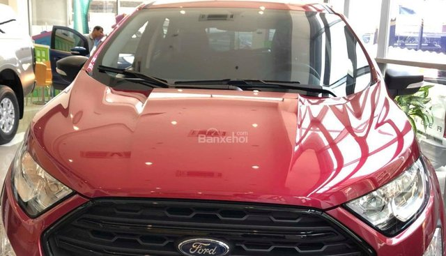Ford EcoSport 2018 Ambient 1.5 MT