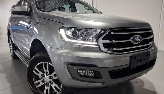 Bán Ford Everest Trend sản xuất năm 2018 giao liền